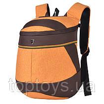 Рюкзак для ноутбука 2E Barrel Xpack 16 Жовтогарячий (2E-BPT9197OB)