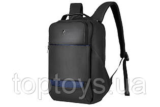 "Рюкзак для ноутбука 2E Urban Groove 16"" Чорний (2E-BPT9176BK)"
