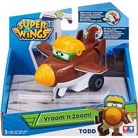Іграшка трансформер Alpha Group Super Wings Todd (EU720122)