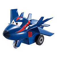 Іграшка трансформер Alpha Group Super Wings Agent Chase (EU720123)