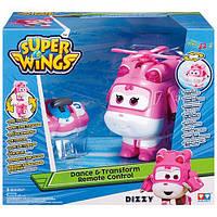 Іграшка трансформер Super Wings на радіокеруванні Dizzy (YW710740)
