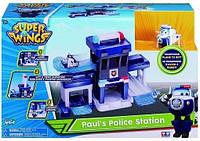 Ігровий набір Super Wings Paul's Station (EU720815S)