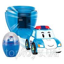 Маленька машинка Полі в яйці Robocar Poli Полі 2.8 см (83289)