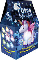 """Наборы для творчества. Набір для творчості """"Pony light night"""""""