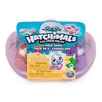 Набір Hatchimals Сезон 5 Морська раковина і шість фігурок сюрприз (SM19115/6046155)