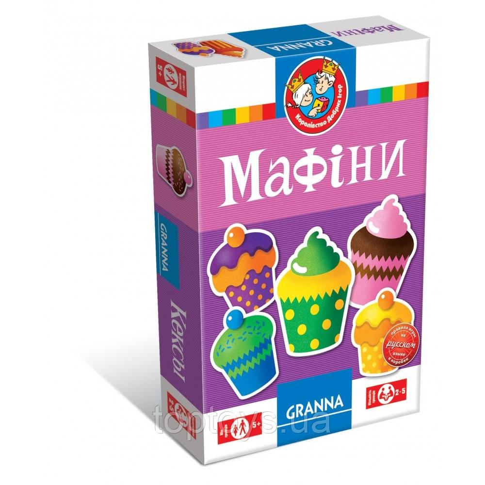 Granna Настільна гра Мафіни (82302)