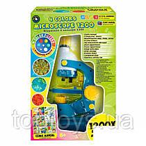 Ігровий набір Science Agents Мікроскоп 4 кольори 1200 (44012)
