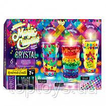 Набір креативної творчості Danko Toys Candle Crysta свічки своїми руками (ДТ-ОО-09-10)