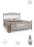 Кровать кованая на заказ