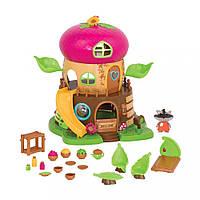Ігровий набір з фігурками li'l Woodzeez Будинок Bobblehead (64701Z)