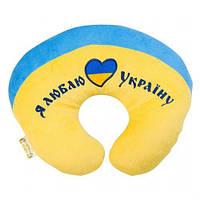 """U подушка """"I love Ukraine"""", декоративная подушка,Игрушки новые"""