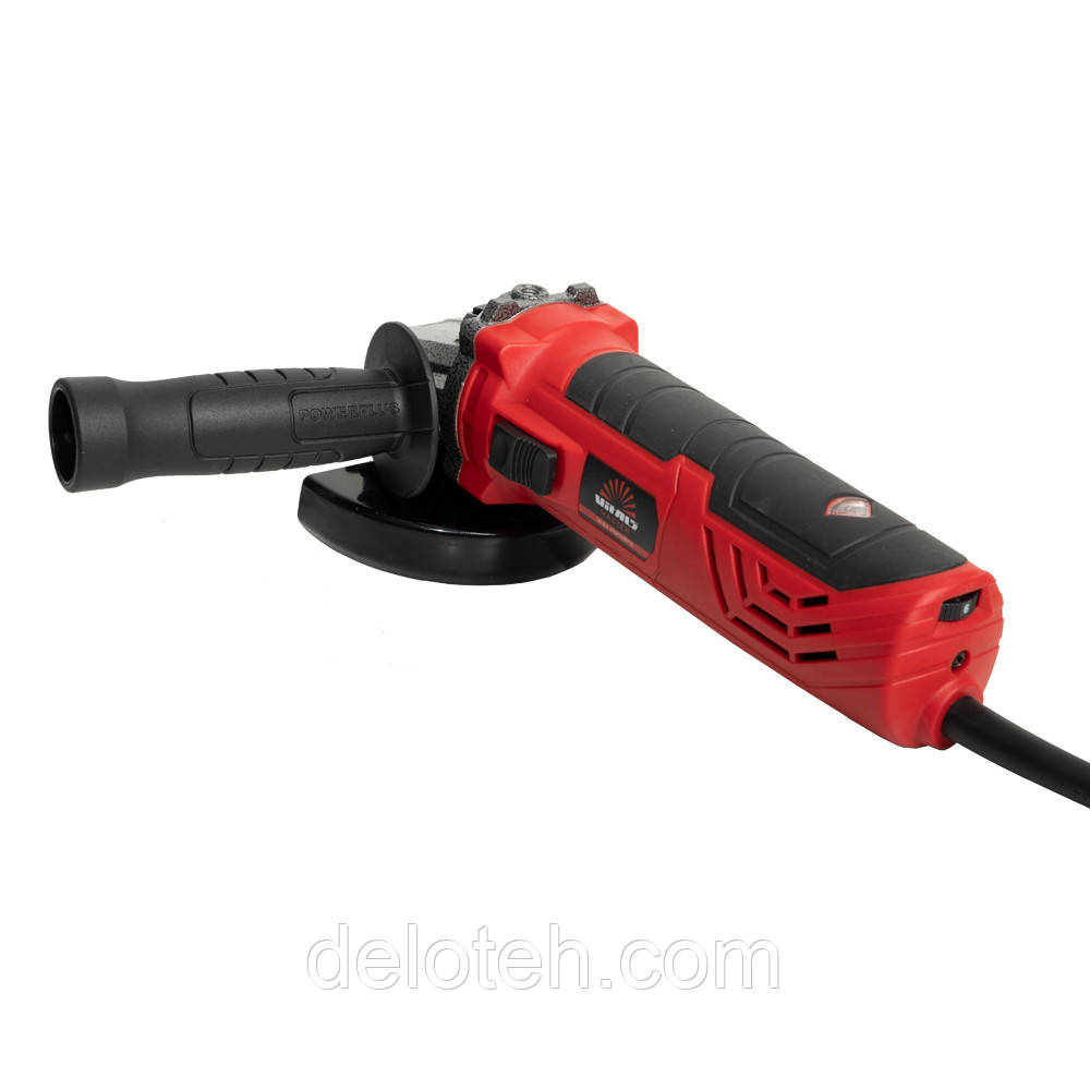 Угловая шлифовальная машина Vitals Master Ls12110BRvc power+