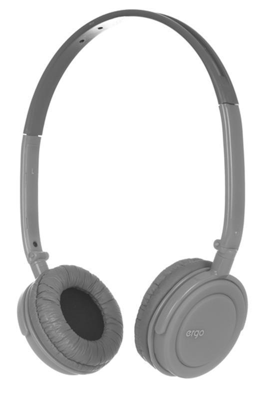 Гарнитура Ergo VM-330 Grey