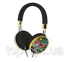 Навушники eKids/iHome Marvel, Comics Fashion, Mic