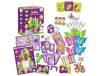 """Набор для праздника """"Вечеринка маленьких фей"""" (укр), Vladi Toys, развлекательные игры,детская настольная"""