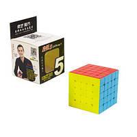 """Кубик Рубика """"QiZheng S"""" 5x5, QiYiCube, головоломки,пазл,кубик-рубик"""