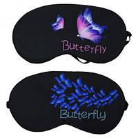 """Повязка для сна """"Бабочки"""", 12 штук, Bugu, декоративная подушка,Игрушки новые"""