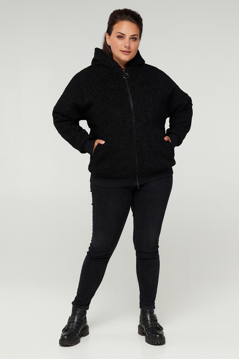 Стильная женская курточка из каракуля Разные цвета