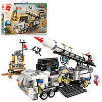 Конструктор Qman 3214 Военная машина 1088 дет., конструктор типа лего,детские конструкторы,конструктор лего,конструктор для мальчиков