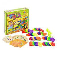 """Игра-шнуровка """"Пуговица"""", Fun Game, игрушки для малышей,детские развивающие настольные игры,детские игрушки"""