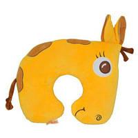 """Подголовник """"Жирафчик"""", TIGRES, декоративная подушка,Игрушки новые"""