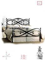 Кровати кованые фото