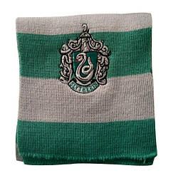 Шарф Harry Potter Slytherin Гарри Поттер Слизерин 160 см 6.76