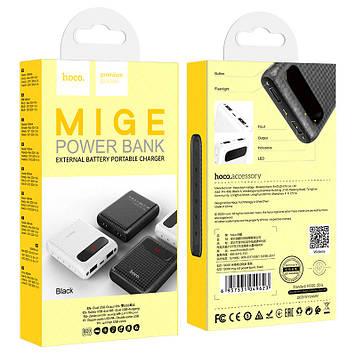 Портативная зарядка (power bank) HOCO B20 Mige 10000Ah
