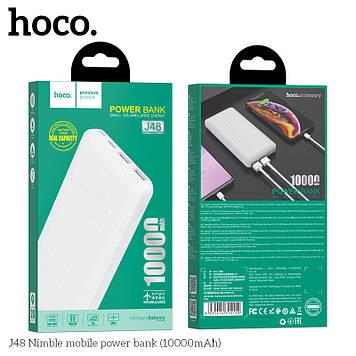 Портативная зарядка (power bank) HOCO J48 Nimble 10000Ah