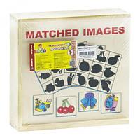 """Рамка-пазл """"Совпадения изображений"""", Руди, игрушки для малышей,детские развивающие настольные игры,детские"""