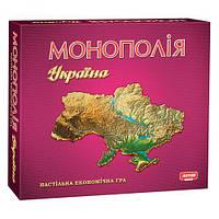 """Настольная игра """"Монополия Украина"""", Artos games, детская настольная игра,настольные игры для детей,монополия"""