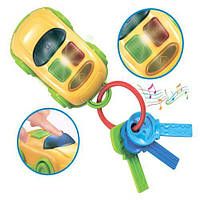 """Звуковой брелок """"Автомобиль"""", интерактивная игрушка,детские игрушки,подарки детям,игрушки для детей"""
