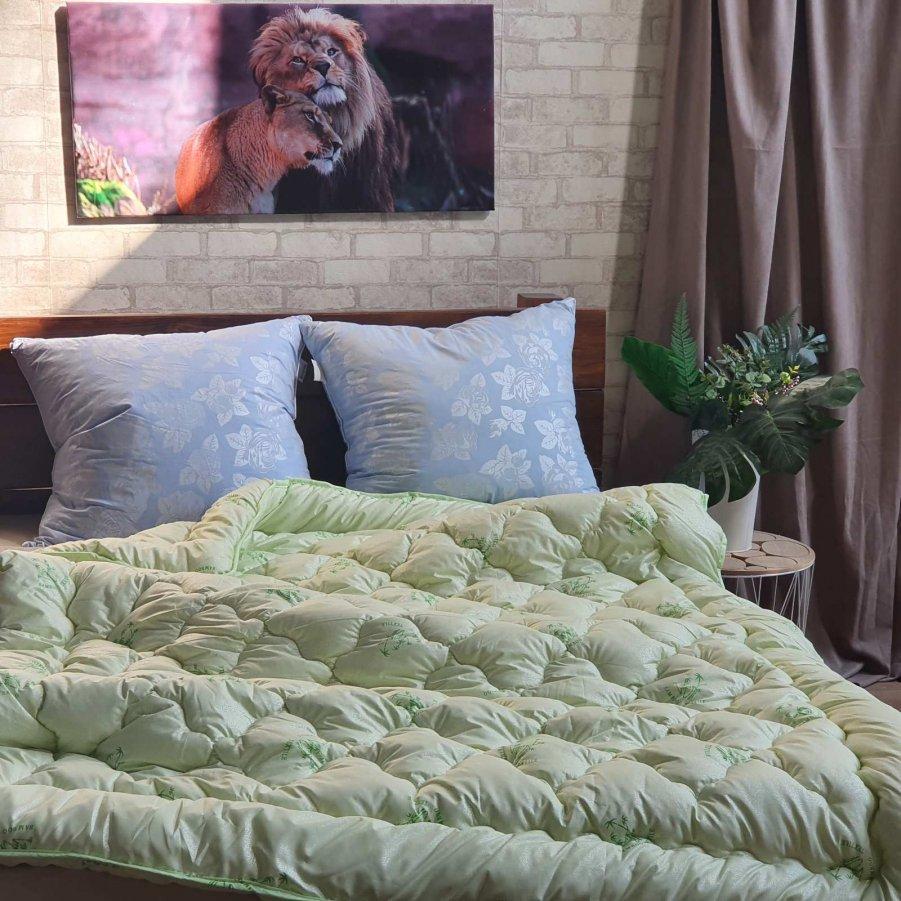 Одеяло микрофибра наполнитель Бамбук