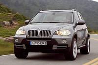 Лобовое стекло на BMW X5 E70