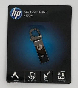Флеш-накопитель HP 8GB