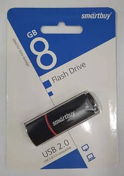 Флеш-накопитель Smartbuy 8GB микс