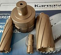 Корончатое сверло Karnasch Hard Line 25мм глубиной 110мм, серия  20.1660