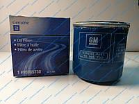 Фильтр маслянный Равон Р2, Р4, Джентра, Ravon R2, R4, Gentra GM - 96985730