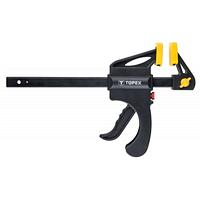 Струбцина Topex автоматическая, 300 х 60 мм (12A530)