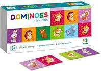 """Игра """"Домино. Животные"""", Додо, игрушки для малышей,детские развивающие настольные игры,детские игрушки,для"""