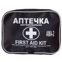 Аптечка для микроавтобуса 315 АМА-2 сумка