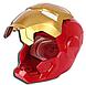 """Копилка-сейф детская электронная с кодовым замком и купюроприемником  iron man """"шлем железного человека"""", фото 3"""