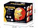 """Копилка-сейф детская электронная с кодовым замком и купюроприемником  iron man """"шлем железного человека"""", фото 8"""