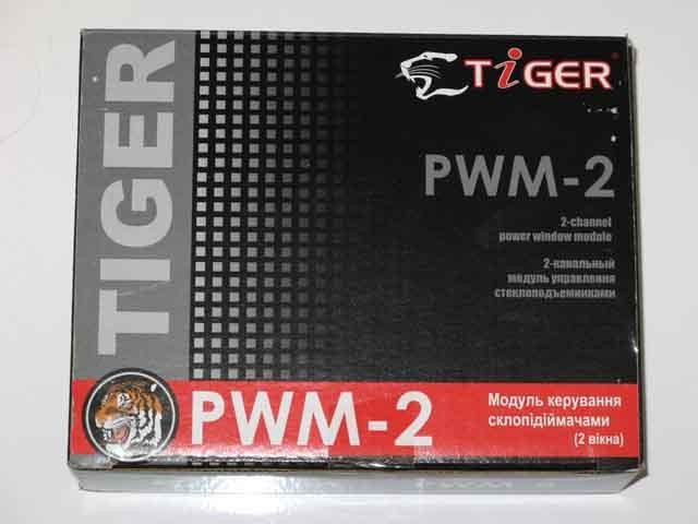 Дотяжка TIGER PWM-2 на 2 стекла (ex Mongoose)