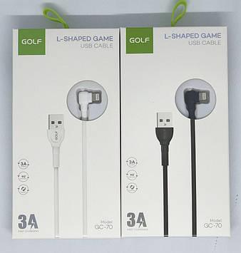 USB-Кабель GOLF GC-70 iPhone L 1м