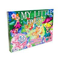 """Настольная игра """"My Little Fairy"""", Strateg, игрушки для малышей,детские развивающие настольные игры,детские"""