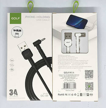 USB-Кабель GOLF GC-69 iPhone L 1м
