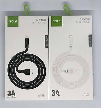 USB-Кабель GOLF GC-66 iPhone 1м