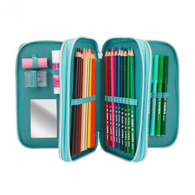 Fantasy Model Triple Pencil Case ICEFRIENDS