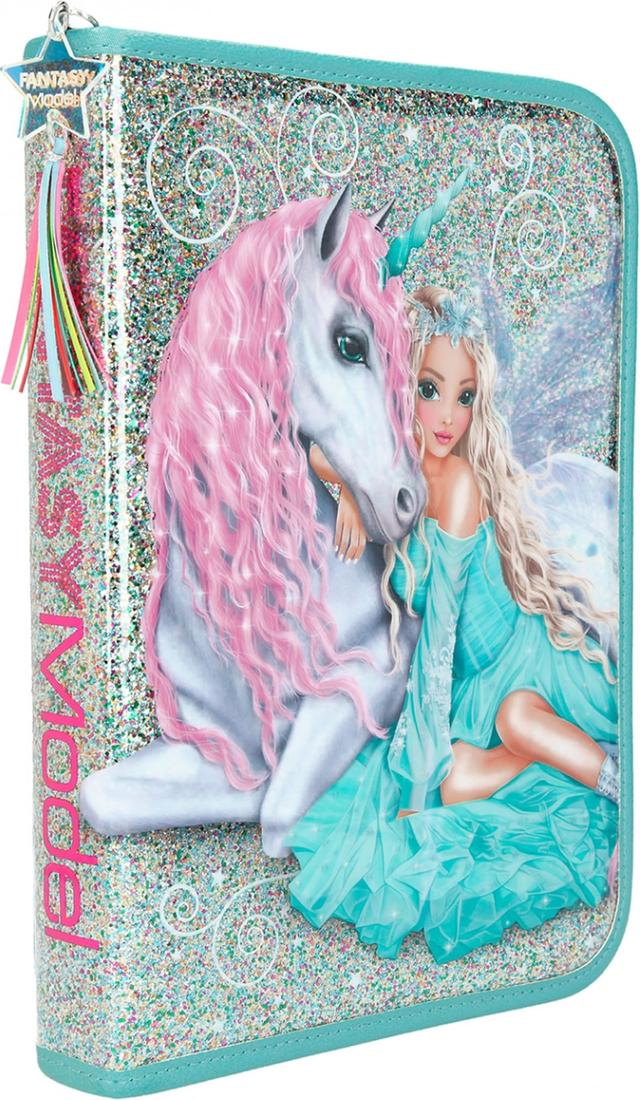 TOPModel Large pencil case with and filling Fantasy Model IICEFRIENDS 11190
